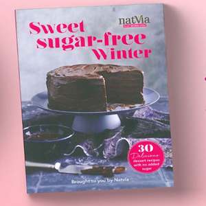 Enjoy DELICIOUS Sugar-Free Sweets with this FREE Cook book!